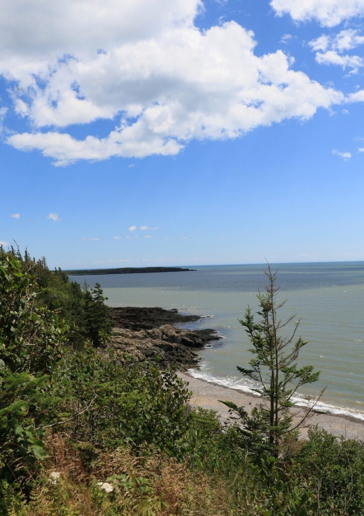 new brunswick coastline