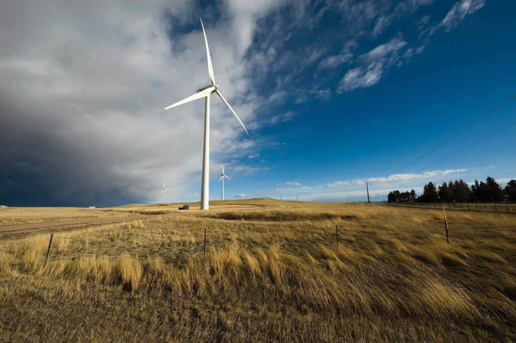 wind as alternative energy resources