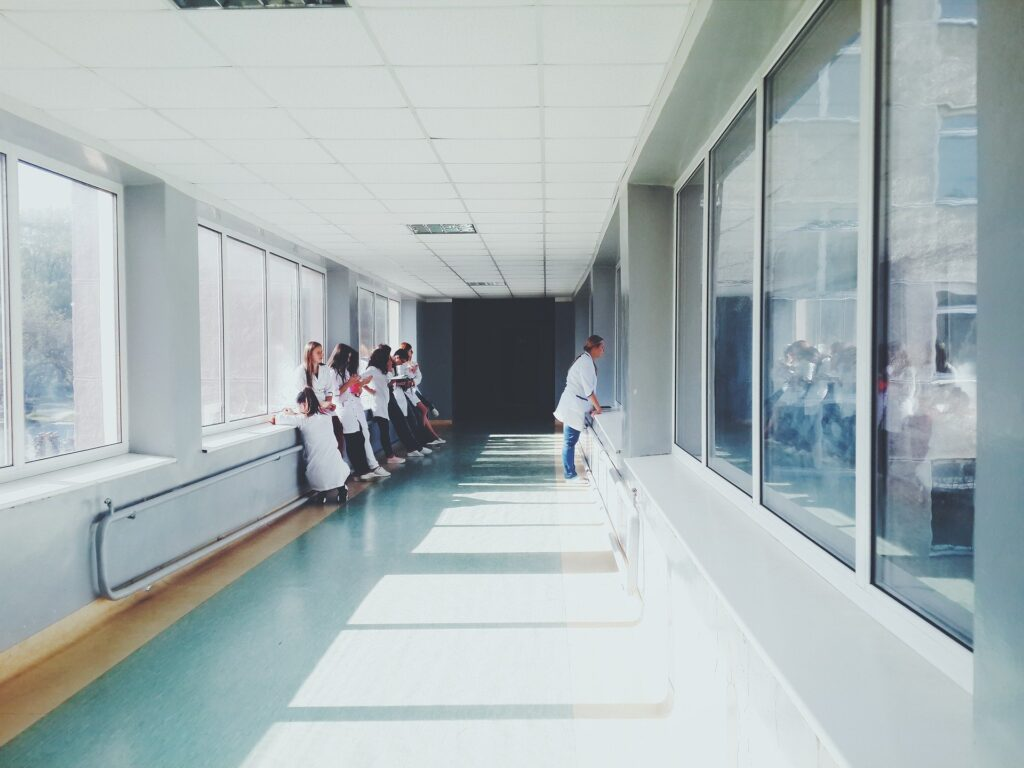 Why hospitals are crucial for solar